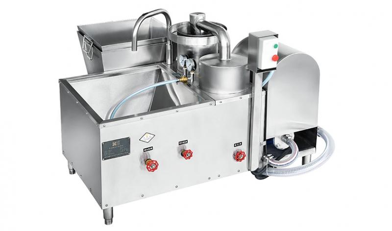 自动除杂式洗米机